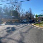 Car Vs Satmar School Bus Thankfully Leaves No Injuries In Rockland
