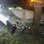 High Speed Chase In Hillcrest Ends in Wreck