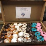 Ramapo Police Department Receives Doughnuts In Chanukah Appreciation