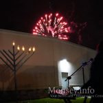 Chabad of Rockland Holds Public Menorah Lighting, District Attorney Walsh Attends