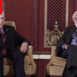 """""""For G-d and Country"""" Mr. Nathan Lewin and Michael Mukasey"""