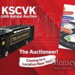 KSCVK Early Bird Auction Ends Tonight!