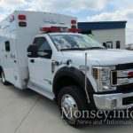 Rockland Hatzoloh Receives Delivery of New Ambulance