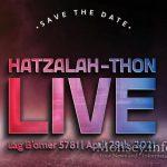 The Hatzalah-Thon is Coming Back