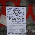 Anti-Semitic Act Targeting Jews in Aalborg, Denmark Over Pesach