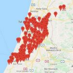 6th Day: Rockets Continue To Rain Down, Israel Takes Down Multiple Buildings, One Dead in Ramat Gan Rocket Strike